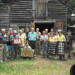 Eastfield Historic Trades Sampler 2013 -- Group Picture 3