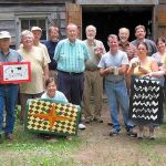 Eastfield Historic Trades Sampler 2013 -- Group Picture 2