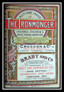 The Ironmonger Journal