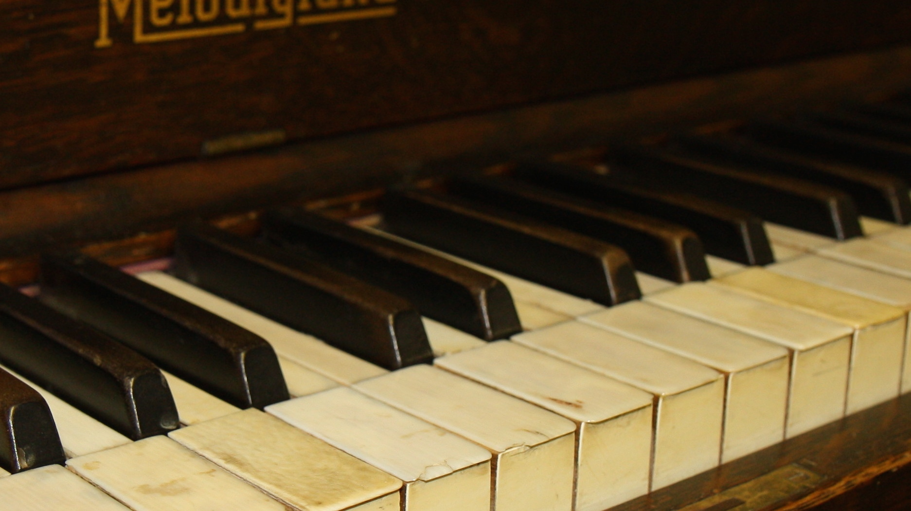 Piano Keys (Cropped for Featured Image)