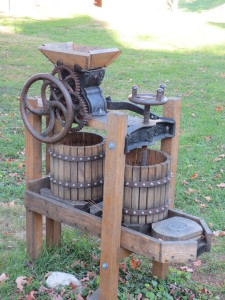 Cider Press, Shaker Village of Pleasant Hill