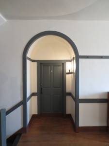 Interior Doorway, Shaker Village of Pleasant Hill