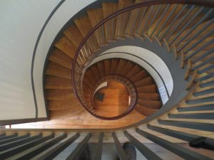 Spiral Staircase, Shaker Village of Pleasant Hill