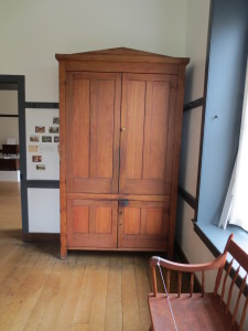 Shaker Cabinet, Center Family Dwelling