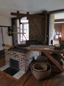 Inside East Family Wash House, Shaker Village of Pleasant HIll