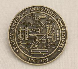 2015 Annual Meeting Medallion, Obverse