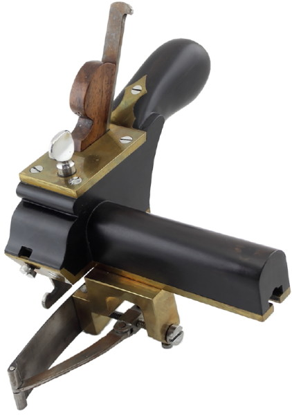 Reproduction Thomas Falconer Coachmaker's Plow Plane