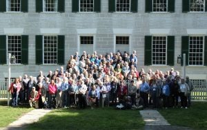 150 EAIA Members at Pleasant Hill Shaker Village for the 2016 Annual Meeting, May 18-21st, 2016