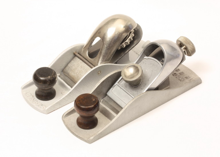 Model Shop Aluminum Block Planes