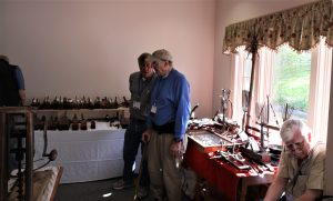 Tool Sale and Displays During the 2017 EAIA Annual Meeting at Old Sturbridge Village