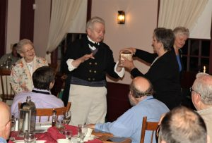 1830's Style Ledgerdemain at the 2017 EAIA Annual Meeting Banquet