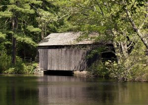 Covered Bridge at OSV