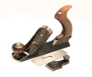 Stanley #72 Chamfer Plane with Cutter and Lever Cap Removed