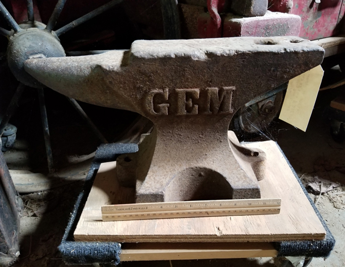 Little-Known Anvil Makers | Early American Industries