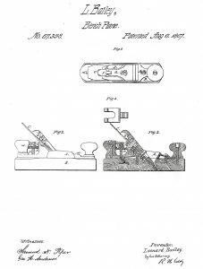 L. Bailey's August 6, 1867 Patent