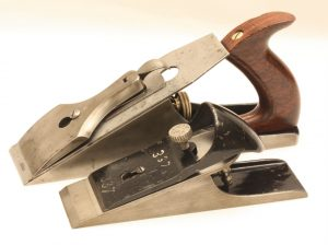 Bailey Chisel Plane and Traut Prototype No. 97 Chisel Plane