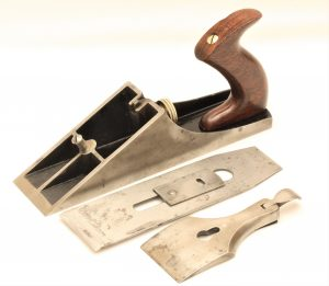 Bailey's Chisel Plane Disassembled