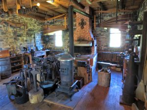 Moses Wilder Blacksmith Shop