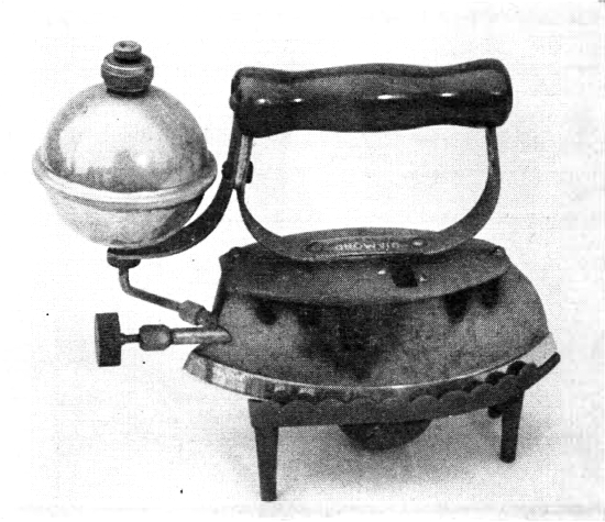 oil iron